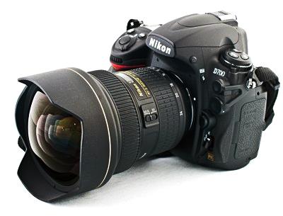 Nikon D700 & 14-24mm